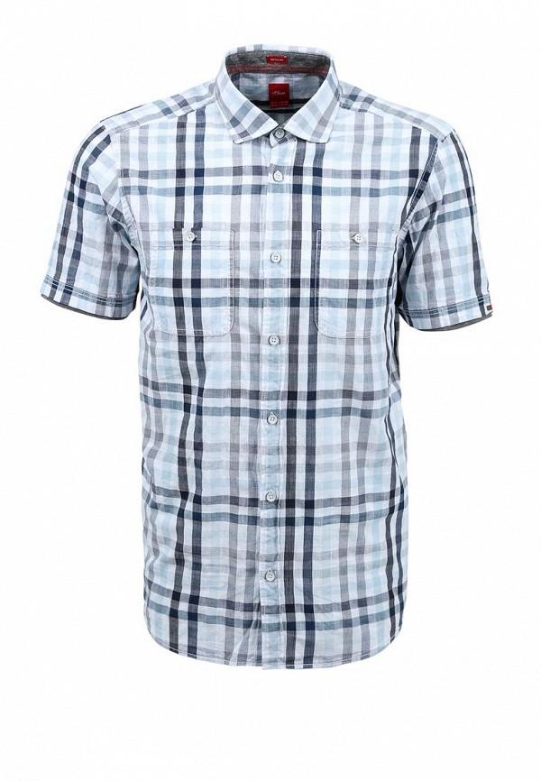 Рубашка с коротким рукавом s.Oliver (с.Оливер) 13.604.22.8315