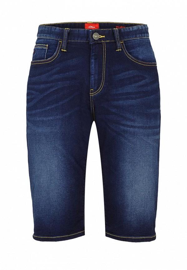 Мужские джинсовые шорты s.Oliver (с.Оливер) 13.604.72.2937