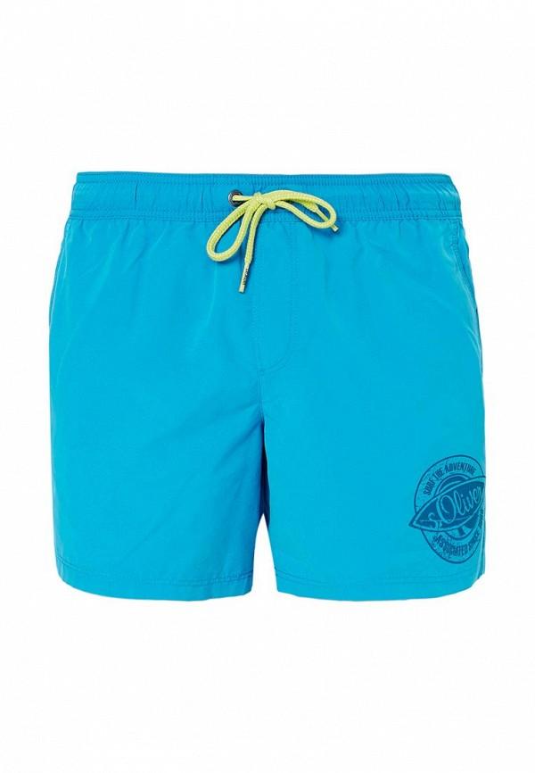 Мужские шорты для плавания s.Oliver (с.Оливер) 24.604.74.4638