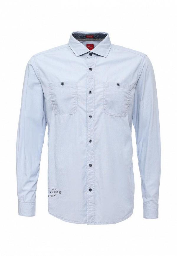 Рубашка с длинным рукавом s.Oliver (с.Оливер) 13.607.21.2160