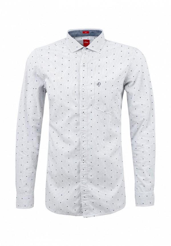 Рубашка с длинным рукавом s.Oliver (с.Оливер) 13.607.21.2171