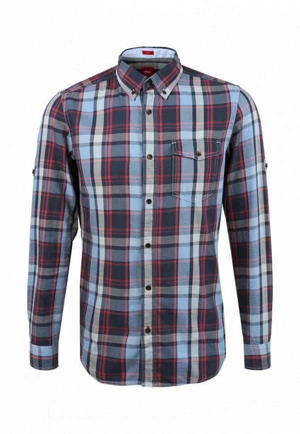 Рубашка с длинным рукавом s.Oliver (с.Оливер) 13.607.21.2123