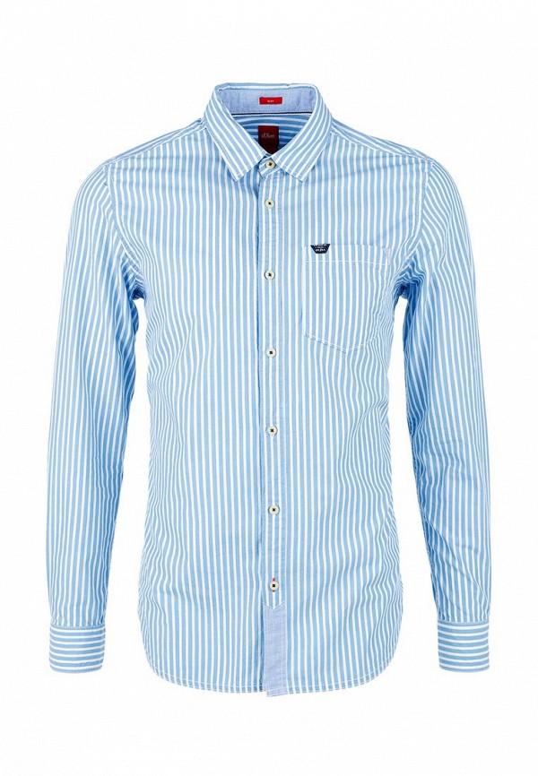 Рубашка с длинным рукавом s.Oliver (с.Оливер) 13.701.21.3056