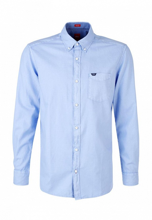 Рубашка с длинным рукавом s.Oliver (с.Оливер) 13.701.21.3023