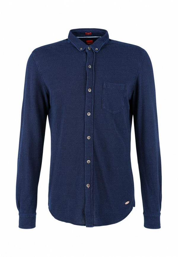 Рубашка с длинным рукавом s.Oliver (с.Оливер) 13.701.21.3116
