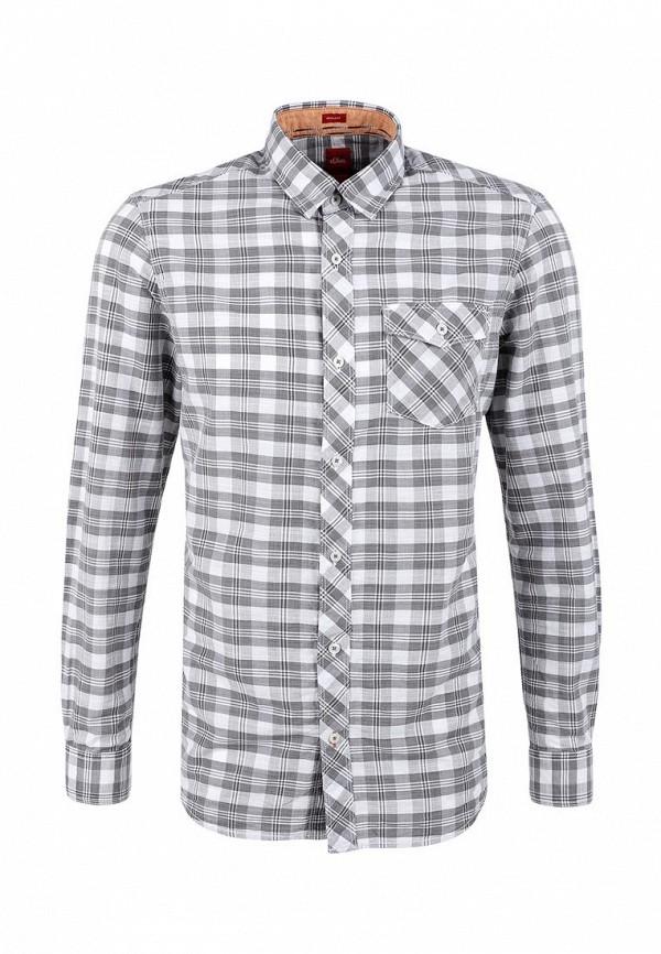 Рубашка с длинным рукавом s.Oliver (с.Оливер) 13.703.21.3144