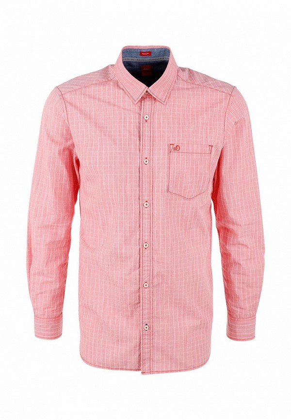 Рубашка с длинным рукавом s.Oliver (с.Оливер) 13.702.21.3070