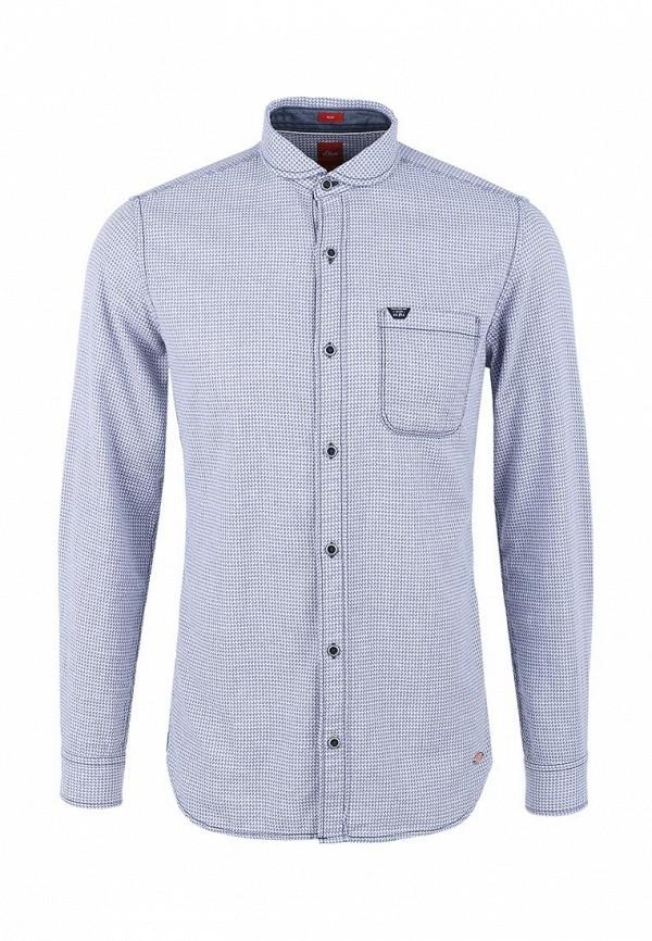 Рубашка с длинным рукавом s.Oliver (с.Оливер) 13.702.21.3108