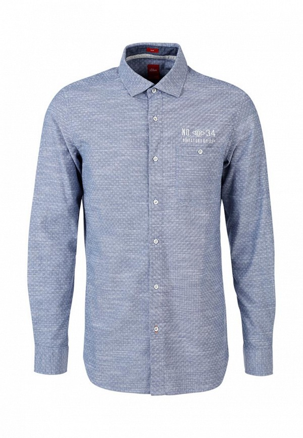 Рубашка с длинным рукавом s.Oliver (с.Оливер) 13.702.21.3069