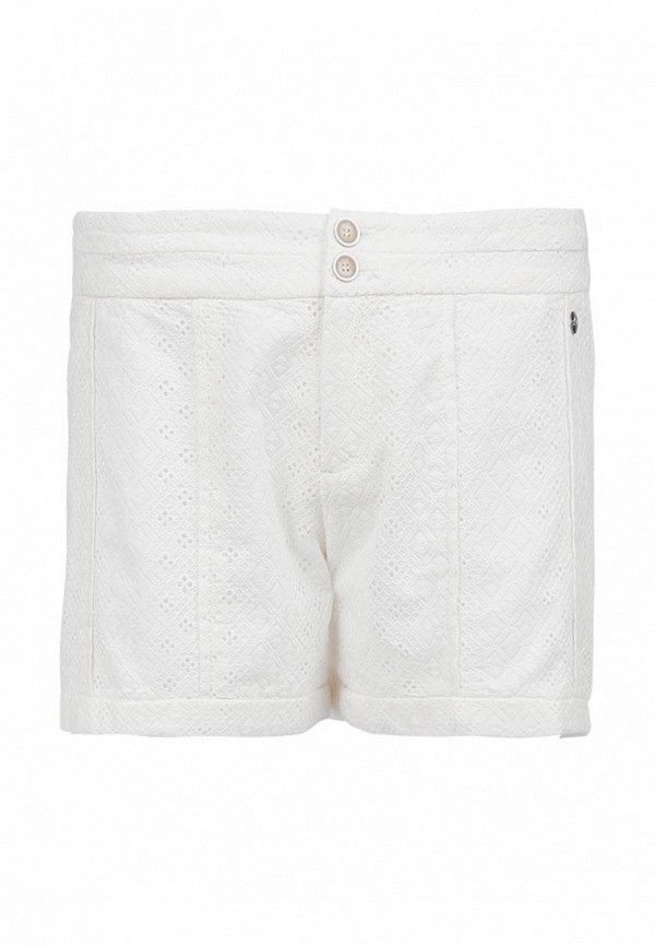 Женские белые шорты S.OLIVER
