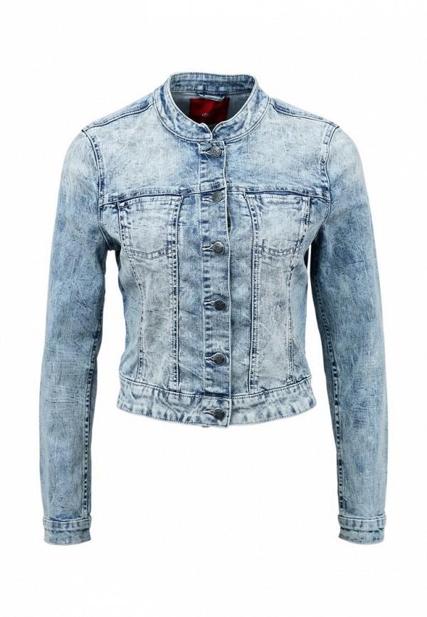 Джинсовая куртка s.Oliver (с.Оливер) 14.602.51.8470