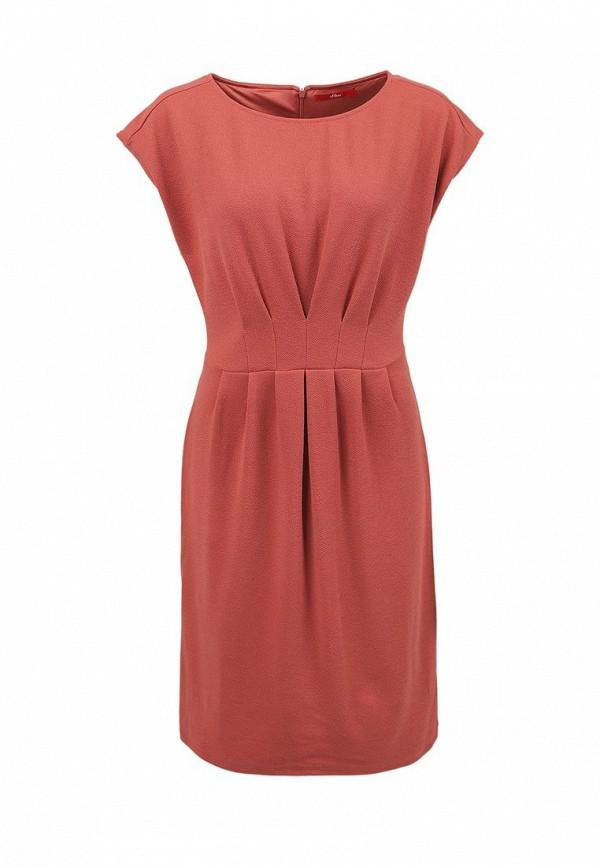 Платье-миди s.Oliver (с.Оливер) 14.602.82.4807