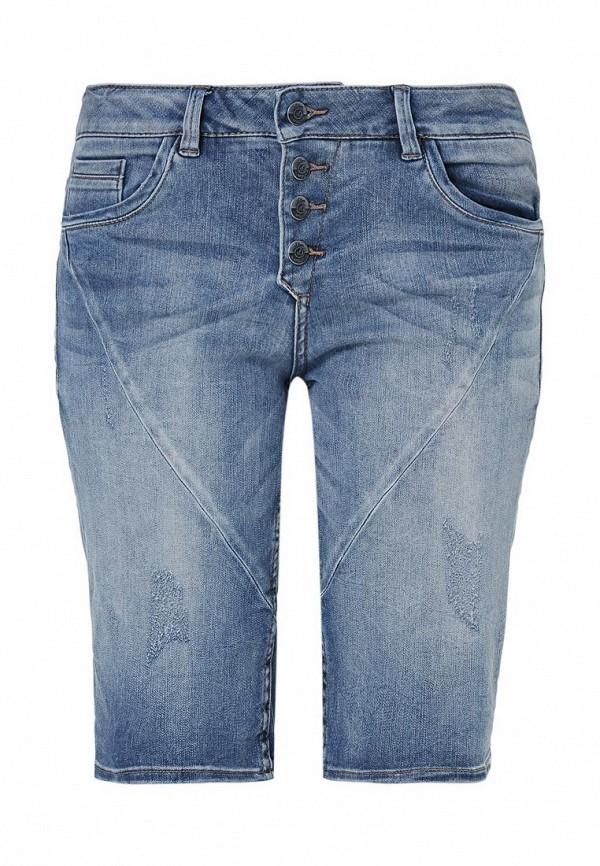 Женские джинсовые шорты s.Oliver (с.Оливер) 04.899.72.3162