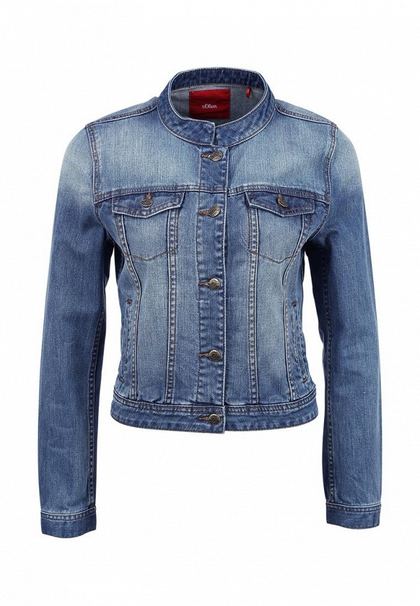 Джинсовая куртка s.Oliver (с.Оливер) 14.604.51.4225