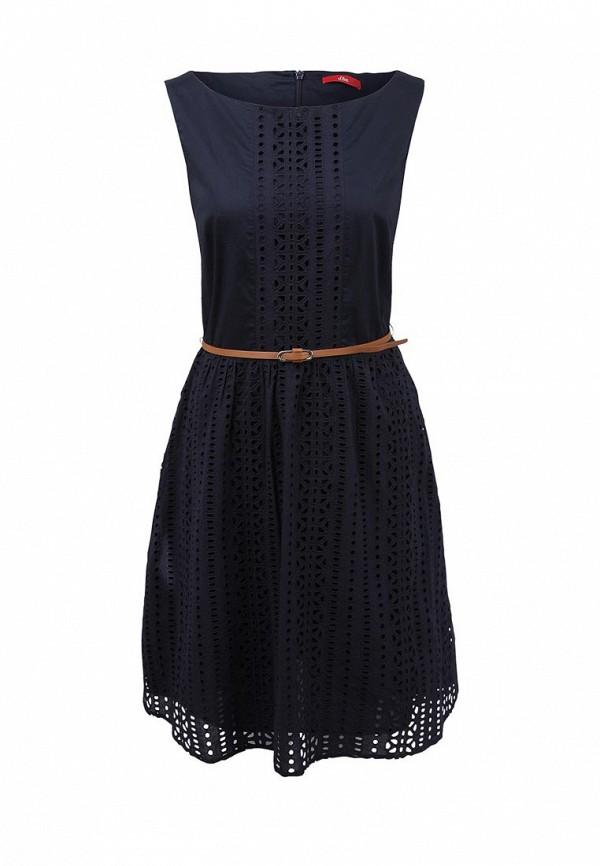 Повседневное платье s.Oliver (с.Оливер) 14.604.82.4944
