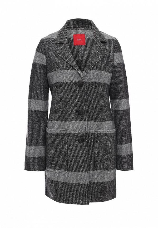 Женские пальто s.Oliver (с.Оливер) 05.607.52.1333