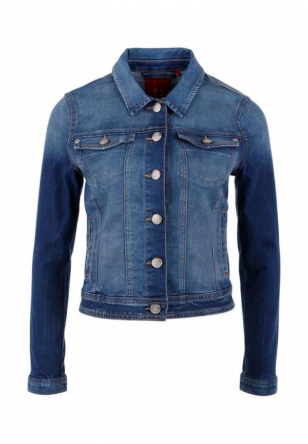 Куртка джинсовая s.Oliver 14.704.51.3735