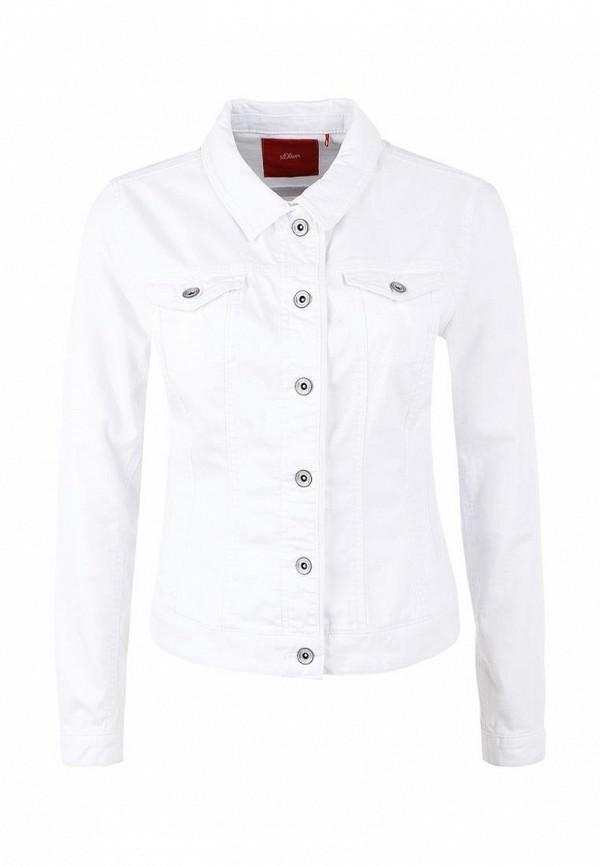 Куртка джинсовая s.Oliver 14.704.51.3738