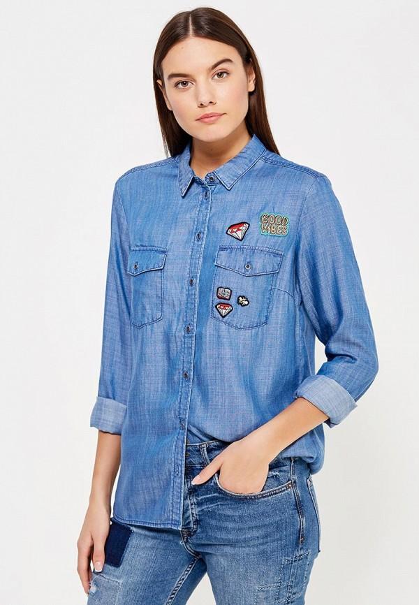 Рубашка джинсовая s.Oliver 2018