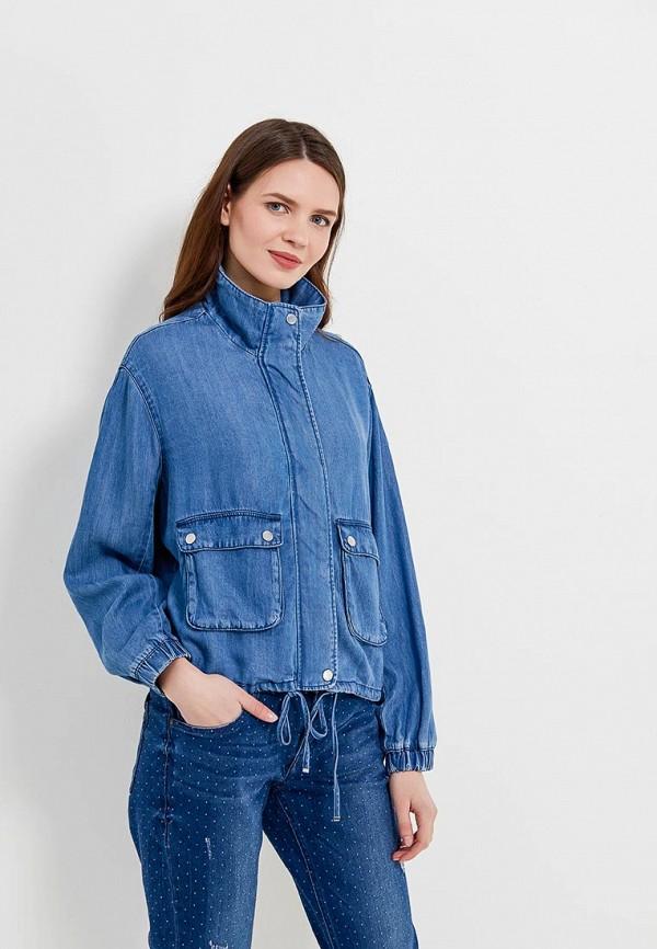 Купить Куртка джинсовая s.Oliver, SO917EWZMD34, голубой, Весна-лето 2018