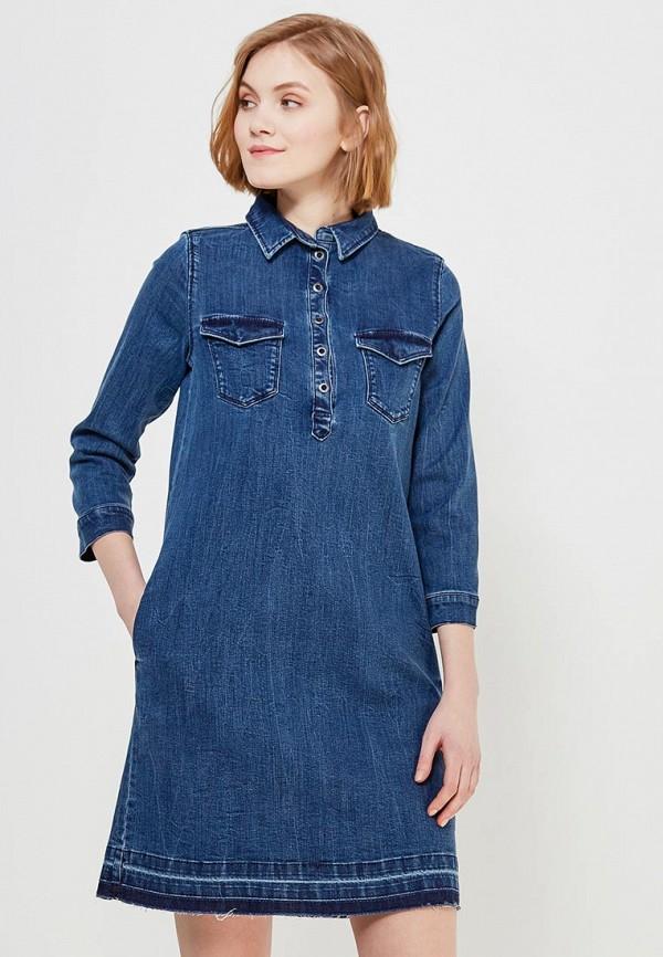 Фото Платье джинсовое s.Oliver. Купить с доставкой