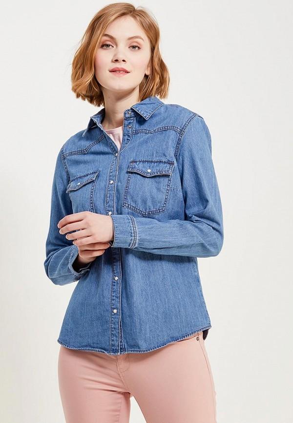 Фото Рубашка джинсовая s.Oliver. Купить с доставкой