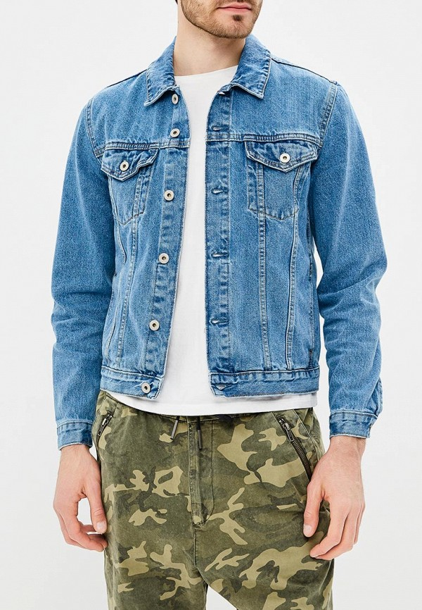 Фото Куртка джинсовая Solid. Купить в РФ