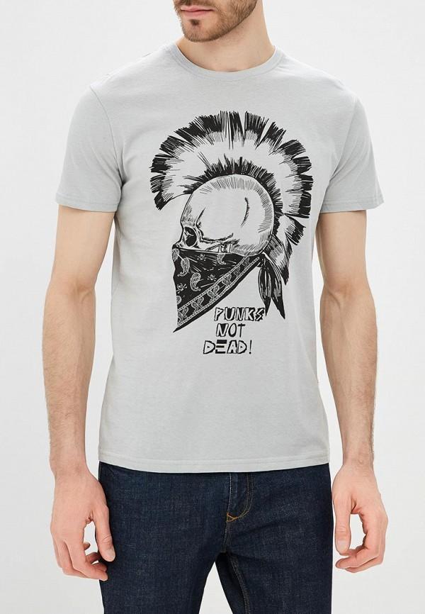 Футболка Solid Solid SO999EMARNM7 trybeyond футболка для мальчика 999 74498 00 40z серый trybeyond