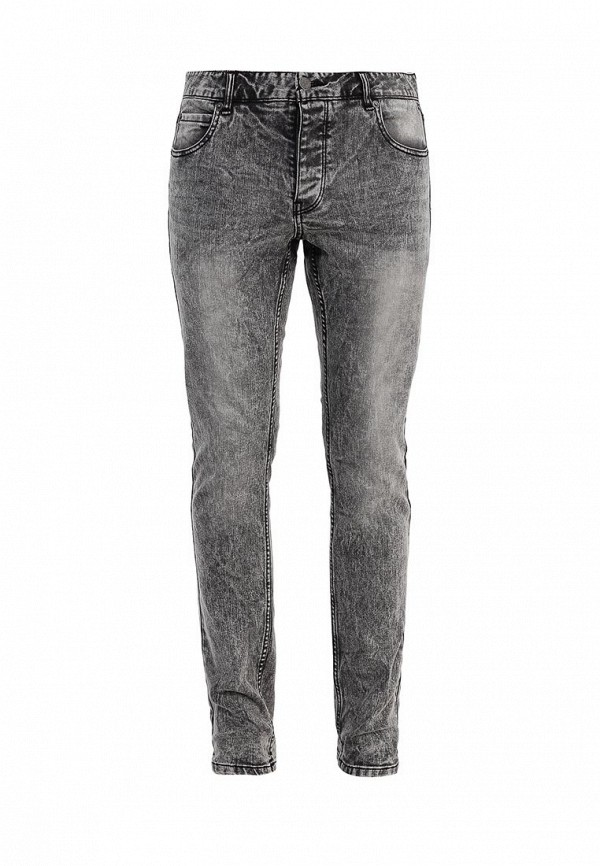 Зауженные джинсы Solid 6146636