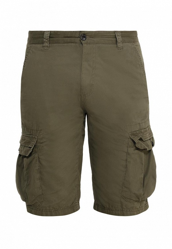 Мужские повседневные шорты Solid 6163109