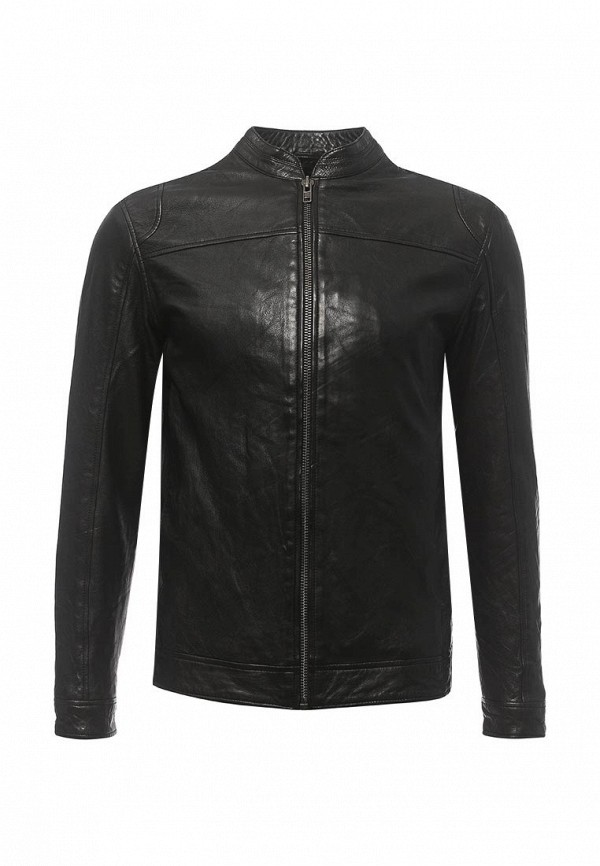 Куртка кожаная Solid 6179212