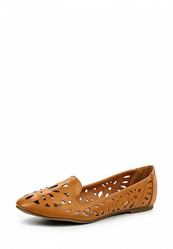 Женские лоферы Spurr ARIA LASER CUT SLIPPER FLATS