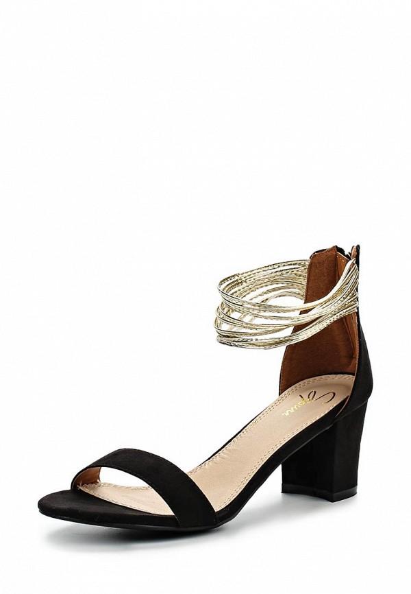 Босоножки на каблуке Spurr ANNA ANKLE STRAP SANDALS