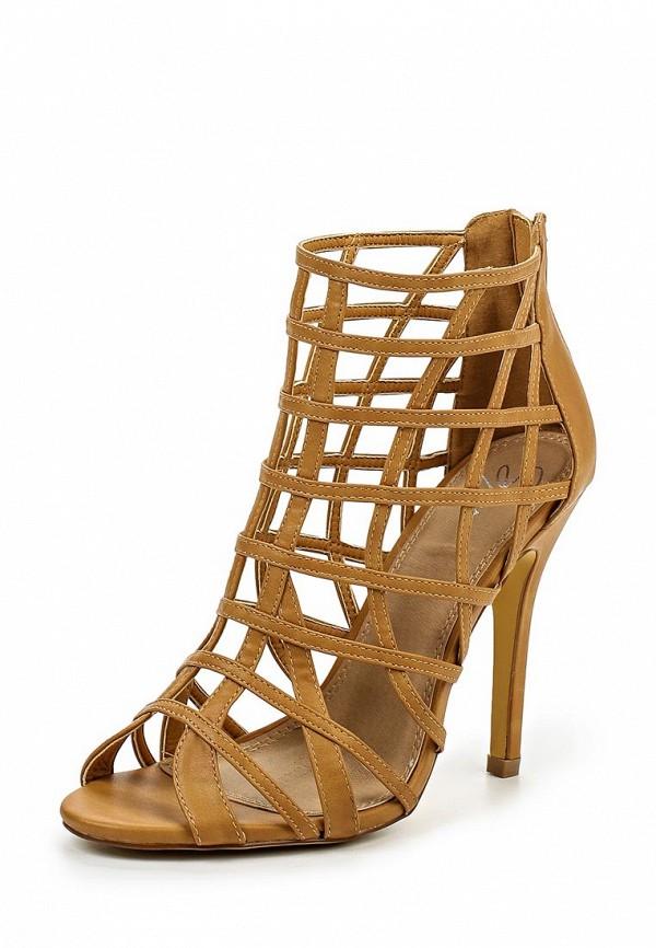 Босоножки на каблуке Spurr ADALIA CAGED GLADIATOR HEELS