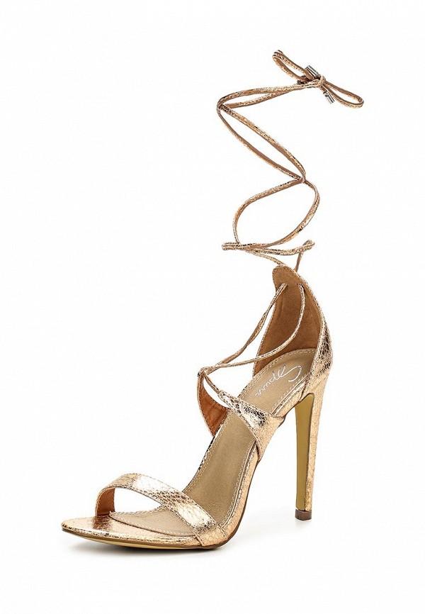 Босоножки на каблуке Spurr ADDISON LACE UP HEELS