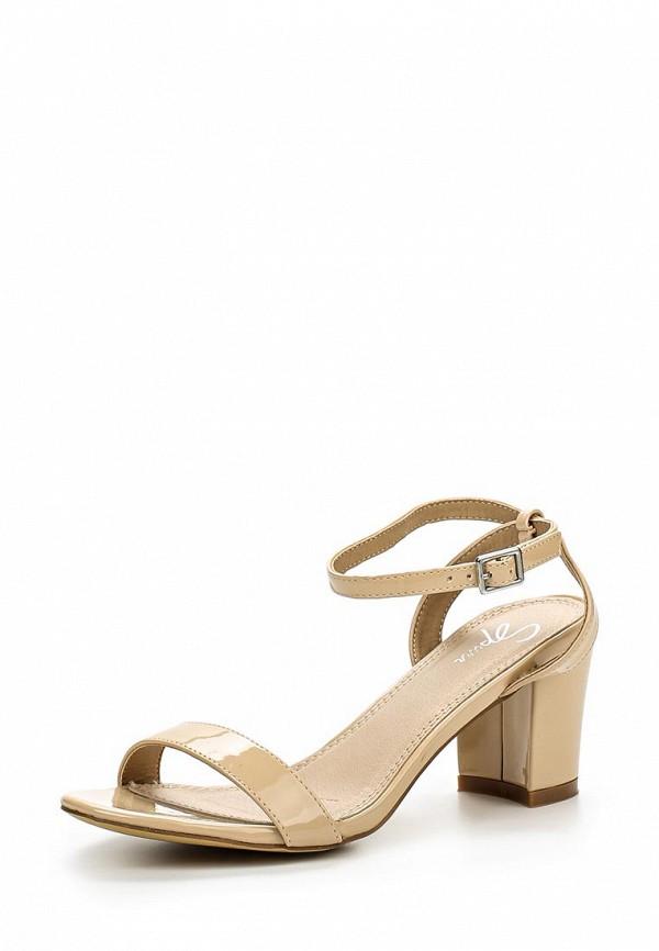 Босоножки на каблуке Spurr ANNIE ANKLE STRAP BLOCK HEELS