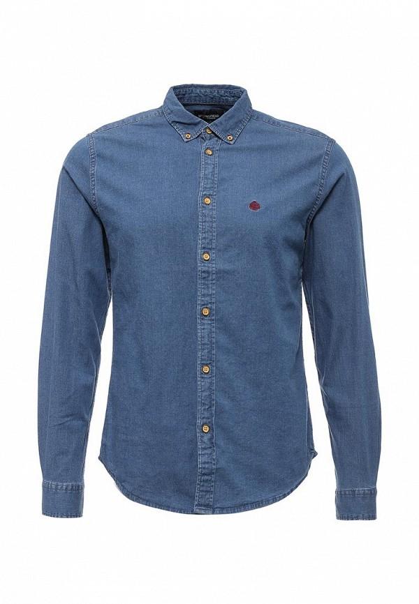 Рубашка джинсовая Springfield Springfield SP014EMKMD32 springfield springfield sp014emijg74