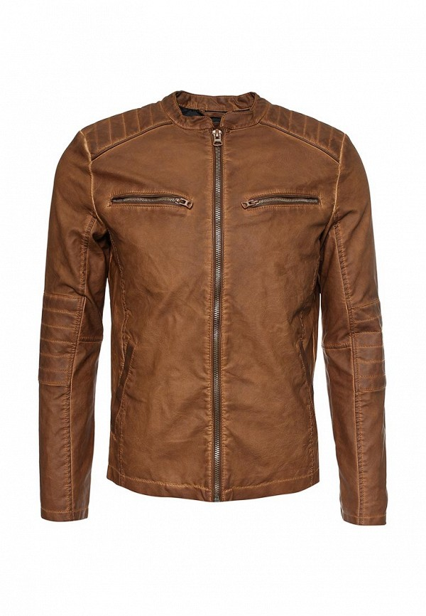 Кожаная куртка SPRINGFIELD 489123