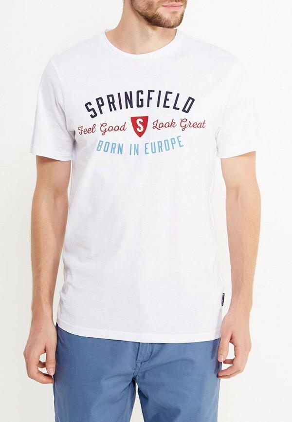 Футболка Springfield Springfield SP014EMVGC73