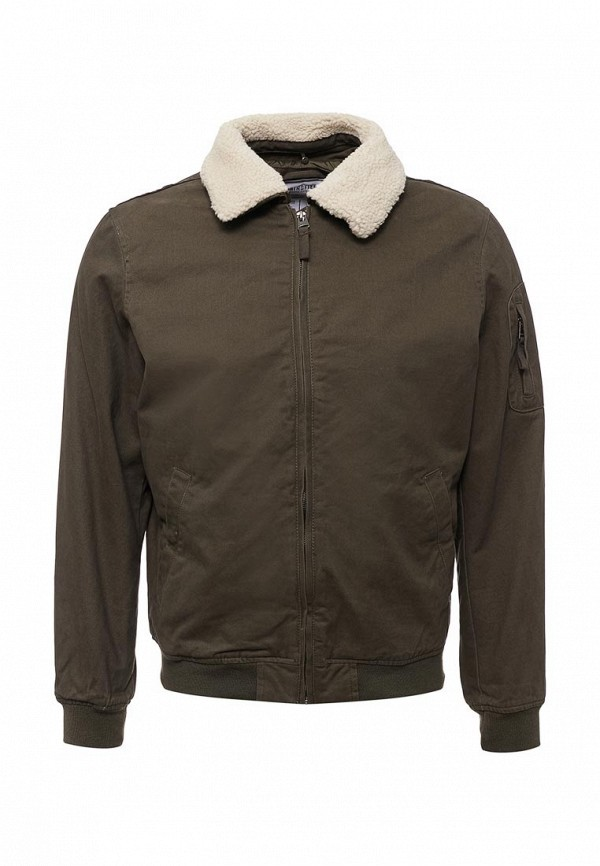 Куртка утепленная Springfield Springfield SP014EMWTM20 пуховик springfield springfield sp014emvgd17