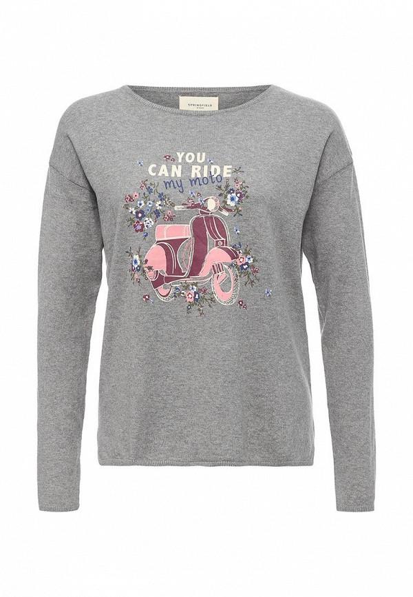 Пуловер SPRINGFIELD 1338218