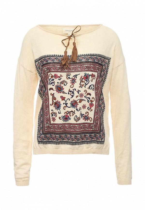 Пуловер SPRINGFIELD 1338226