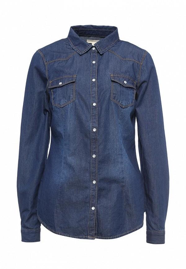 Фото Рубашка джинсовая Springfield. Купить с доставкой