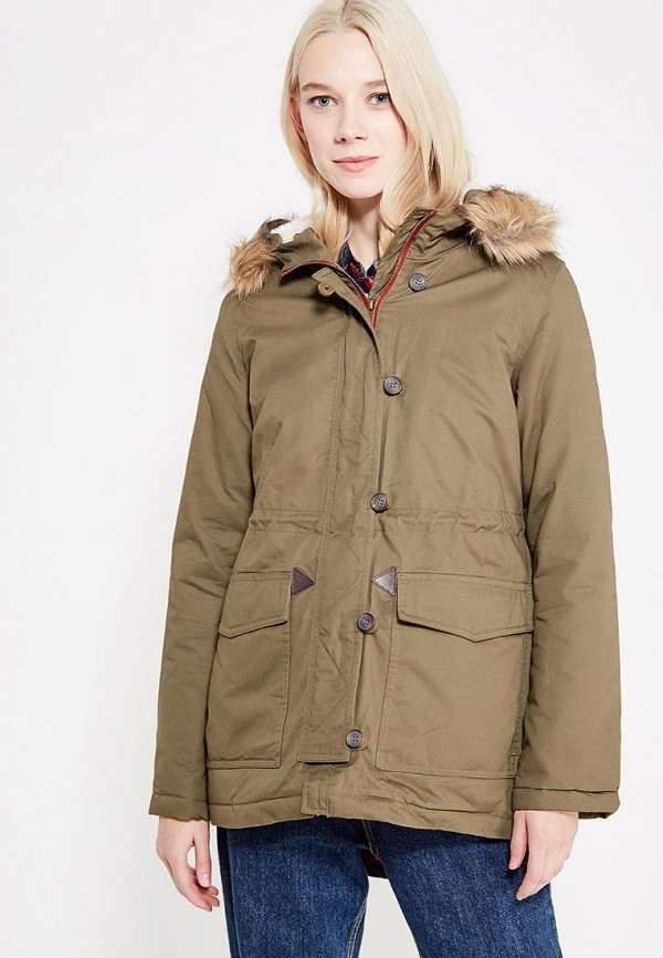 Куртка утепленная Springfield Springfield SP014EWVGI79