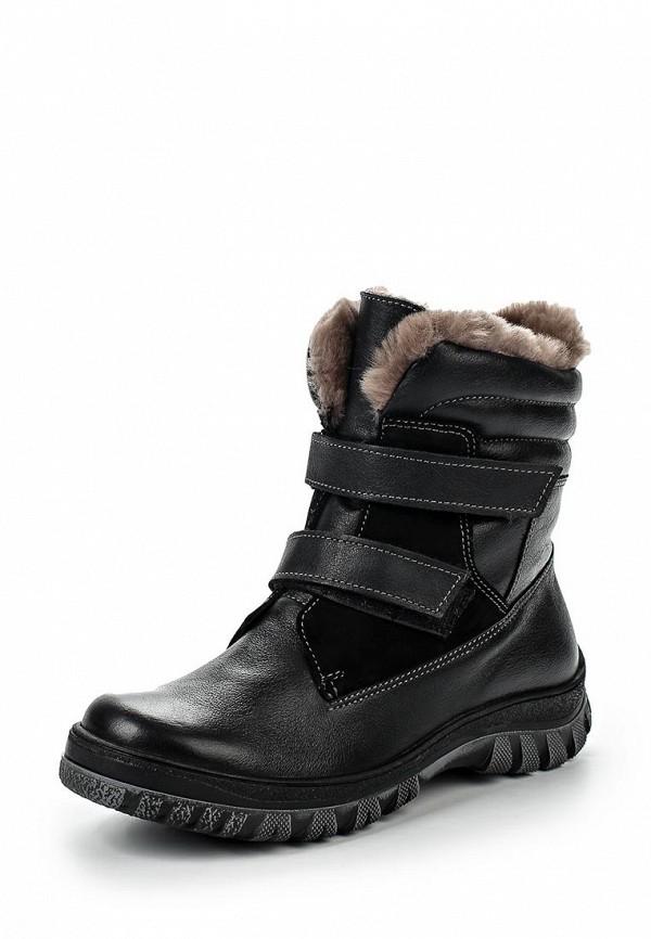 Ботинки для мальчиков Спартак W3040-08-01W
