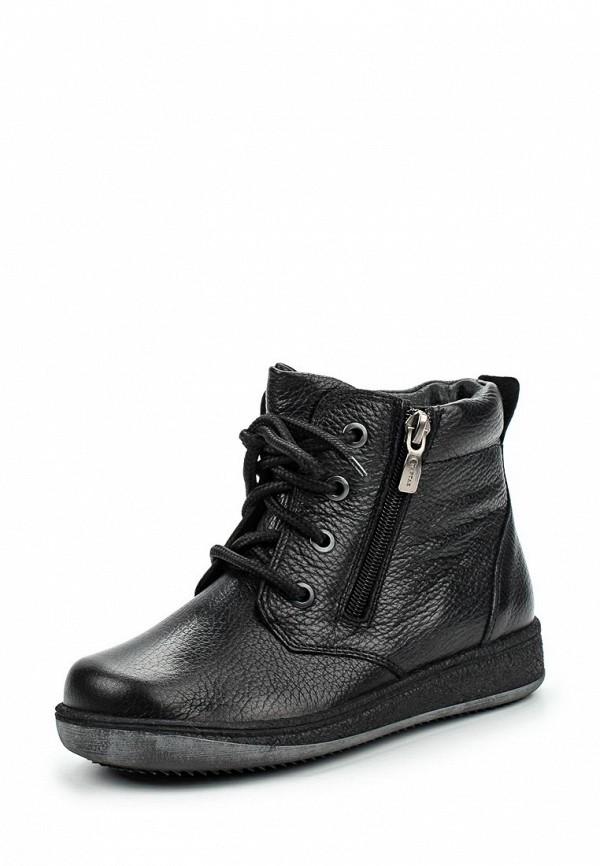Ботинки для мальчиков Спартак W3050-02-01W
