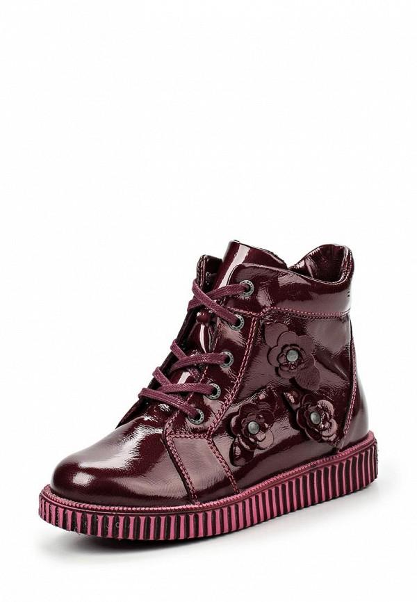Ботинки для девочек Спартак W3038-01-01G