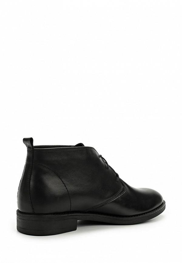 Фото 2 - женские ботинки и полуботинки Спартак черного цвета