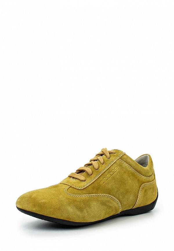 Мужские кроссовки Sparco IMOLA_YELLOW