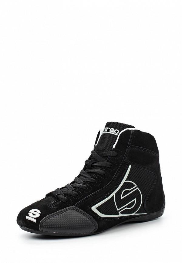 Мужские кроссовки Sparco YAS-MID_NERO